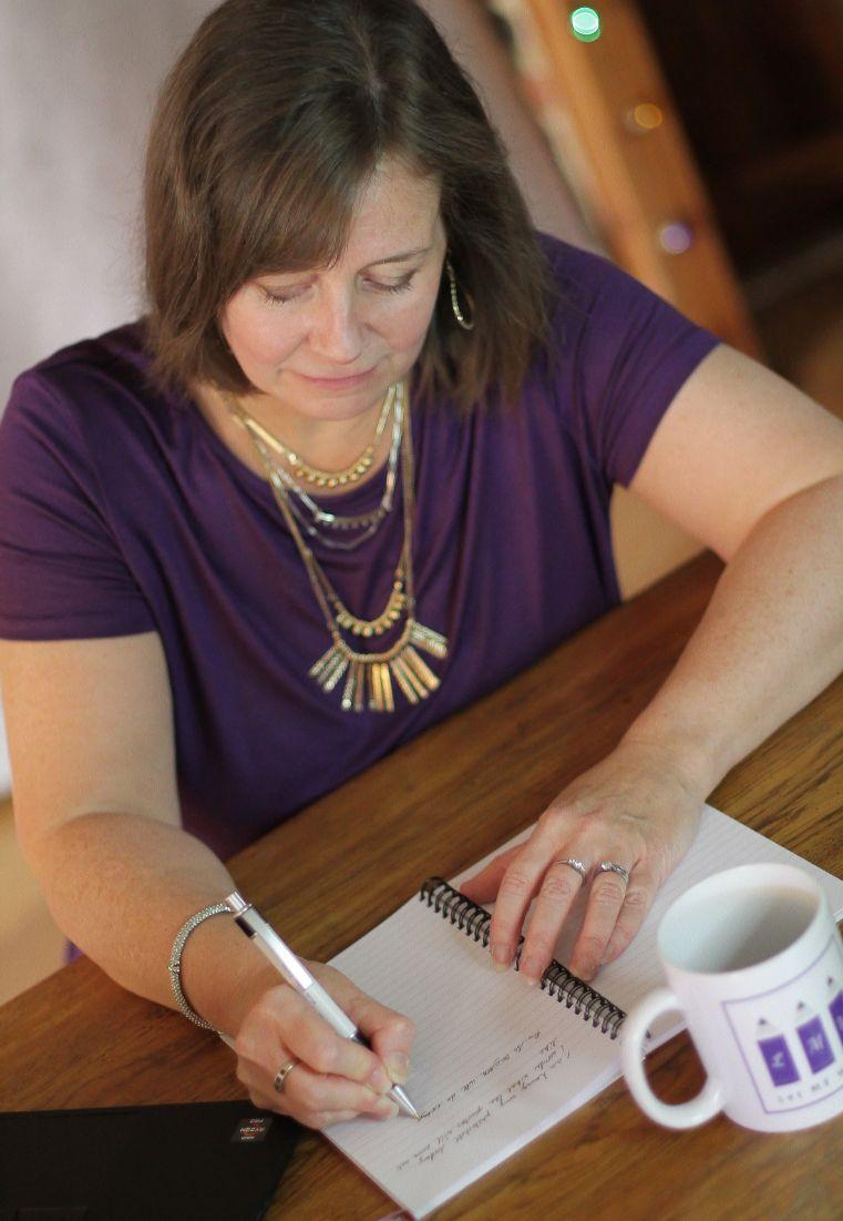 Website copywriting Michelle writing
